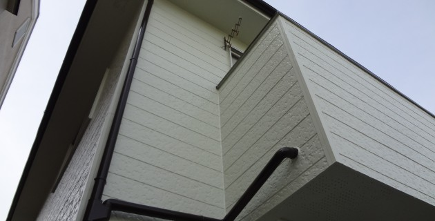 立川市 A様邸 外壁塗装工事