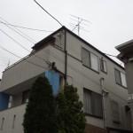 目黒区 S様邸 外壁塗装工事