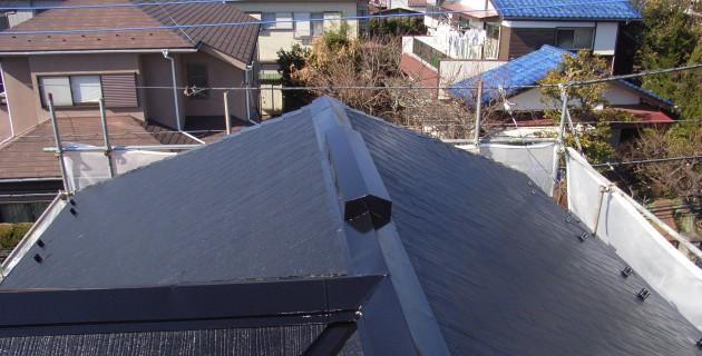 国分寺市 I様邸 外壁・屋根塗装工事
