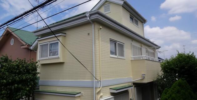 小平市 N様邸 外壁・屋根塗装工事