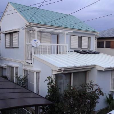 埼玉県狭山市 H様邸 外壁・屋根塗装工事
