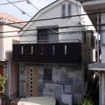 2015-05_練馬区_H様邸_モルタル造形&外壁屋根塗装工事