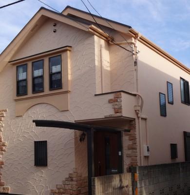 2015-03_杉並区_H様邸_外壁屋根塗装工事