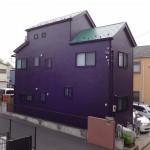 2015-04_練馬区_A様邸_外壁屋根塗装工事